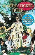 Seaside Sticker Bible - KJV