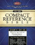 Holy Bible Compact Reference Edition