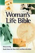 Woman's Lifebible: Integrating faith into every area of a woman's life