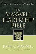 Maxwell Leadership Bible New King James Version