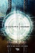 Extreme Word New King James Version/Chromium/White