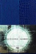 Extreme Word New King James Version/Neutron Blue/White