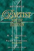 Holy Bible Baptist New King James Version, Study Edition