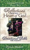 Reflections from the Heart of God Devotional Bible for Women