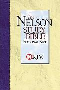 Nelson Study Bible Personal Size