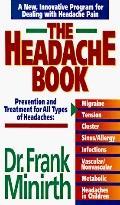 Headache Book - Frank B. Minirth - Mass Market Paperback
