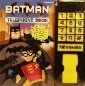 Batman: Tell-A-Riddle Telephone Book - Play-A-Sound - Hardcover