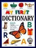 My First Dictionary - Susan Miller - Hardcover - Special Value