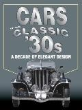 Cars of the Classic '30s