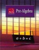 AGS Pre-Algebra