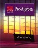 PRE-ALGEBRA WORKBOOK ANSWER KEY