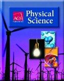 PHYSICAL SCIENCE STUDENT TEXT (Ags Basic English)