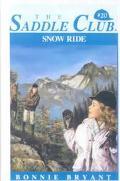 Snow Ride (Saddle Club)