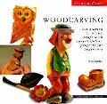 Start a Craft: Wood Carving
