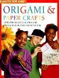 Origami: Krafts for Kids - Gillian Johnson-Flint