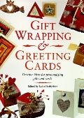Gift Wrapping and Greeting Cards - Gill Dickinson - Hardcover - Special Value