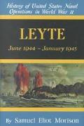 Leyte June 1944-January 1945