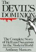 Devils' Dominion - Anthony Masters - Hardcover - Special Value