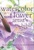 Watercolor Flower Artist's Bible (Internal Wire-O Bound)