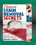 Natural Stain Removal Handbook