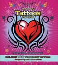 Temporary Tattoos for Girls : Includes 100 Temporary Tattoos