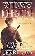 Matt Jensen, the Last Mountain Man: Savage Territory