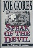 Speak of the Devil: 14 Tales of Crimes and Their Punishments (Five Star First Edition Mystery)
