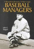 Biographical Dictionary of Major League Baseball Managers