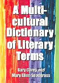 Multicultural Dictionary of Literary Terms