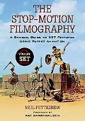 Stop-Motion Filmography A Critical Guide to 297 Features Using Puppet Animation