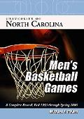 University of North Carolina Men's Basketball Games