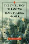 Evolution of Fantasy Role-Playing Games