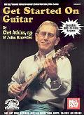 Get Started on Guitar with Dvd
