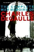 Comp.war Memoirs of Charles De Gaulle