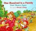 One Hundred Is a Family: Board Book