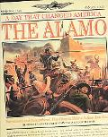 Alamo Surrounded and Outnumbered, They Chose to Make a Defiant Last Stand