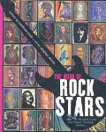 Book of Rock Stars 24 Musical Icons That Shine Through History