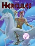 Disney's Hercules: Illustrated Classic - Elizabeth Balzer - Hardcover - ILLUSTRATE