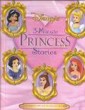 Disney 5-Minute Princess Stories