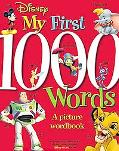 Disney's My First 1,000 Words