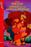 Disney First Reader: Hercules and the Maze of the Minotaur (Level 3), Vol. 3 - Judith Bauer ...
