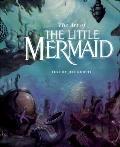 Art of the Little Mermaid: Miniature - Walt Disney - Hardcover - DISNEY MIN