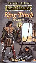 Forgotten Realms: King Pinch (The Nobles #1) - David Cook - Mass Market Paperback
