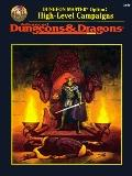 Dungeon Master Option: High-Level Campaigns - Skip Williams - Hardcover