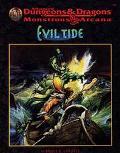 Evil Tide - Bruce R. Cordell - Paperback