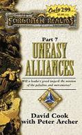 Forgotten Realms: Uneasy Alliances (Double Diamond Triangle Saga #7) - David Cook - Mass Mar...