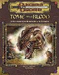 Tome and Blood A Guidebook to Wizards and Sorcerers