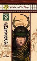 Dragon: Clan War, Sixth Scroll - Ree Soesbee - Mass Market Paperback