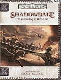 Shadowdale:the Scouring of the Land A Forgotten Realms Adventure Supplement