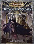 Drow of the Underdark A D&d Supplement